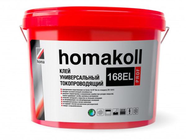 Клей Homakoll 168EL Prof купить